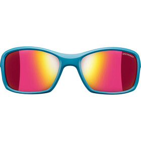 Julbo Rookie Spectron 3CF Sunglasses 8-12Y Kids, emerald blue-multilayer pink